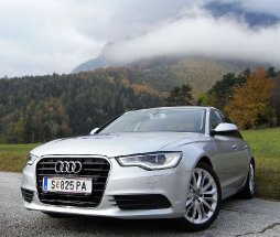 Audi A6 3.0 TDI Multitronic