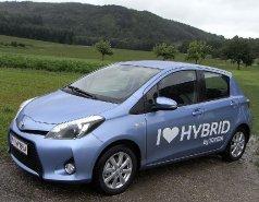 Toyota Yaris 1.5 VVT-i Hybrid (HSD) Lounge