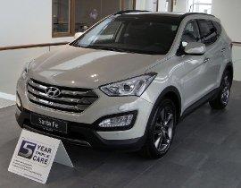 Hyundai Santa Fe 2.2 CRDi 4WD Style