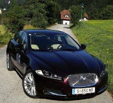 Jaguar XF 2.2 i4 Diesel