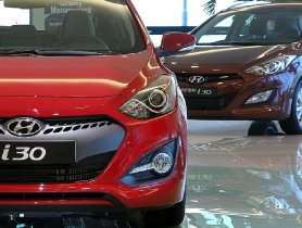 Hyundai i30 Coupé 1.6 CRDi (128 PS)