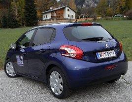 Peugeot 208 1.4 e-HDi 68 FAP ASG5 Active
