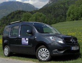 Mercedes Citan Bus 109 CDI BlueEfficiency