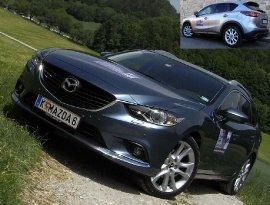 Mazda 6 Sport Combi 2.0i Revolution (165 PS)