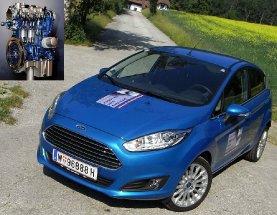 Ford Fiesta 1.0 EcoBoost Titanium (125 PS)