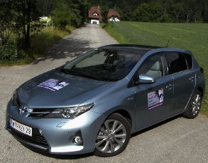 Toyota Auris 1.8 VVT-i Hybrid Lounge