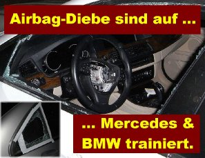 airbag-diebstahl