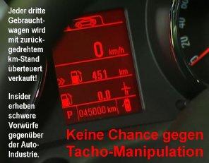 tacho-manipulation
