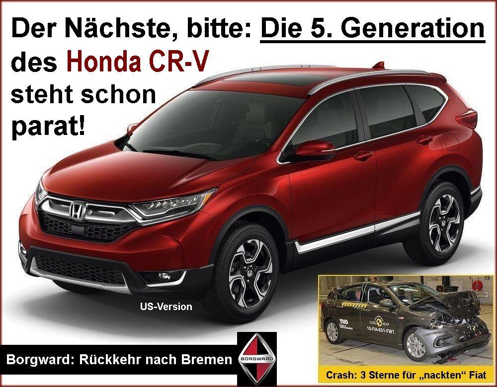 2017 Honda Cr V Pictures 2017 Honda Cr V 1 Us News | 2017 - 2018 Best ...